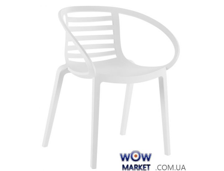 Кресло Mambo 2326 Белый 01 Papatya (Турция)