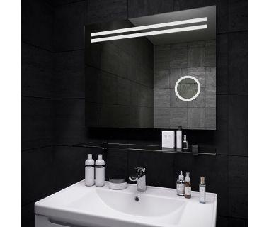 Зеркало с LED подсветкой Lava Della 90*65 см