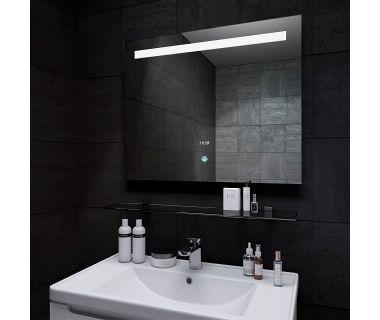 Зеркало с LED подсветкой Lava DeLuxe 70*65 см