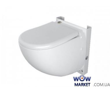 Унитаз-компакт с насосом-измельчителем SaniCompact Comfort SFA (Саникомпакт Комфорт)