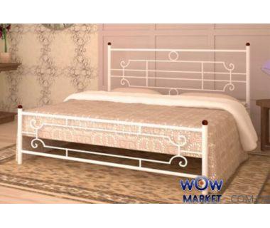 Кровать Винтаж 160х200(190)см Skamya (Скамья)