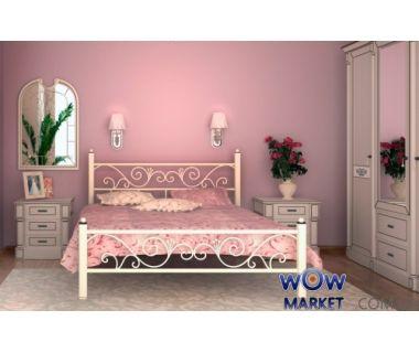 Кровать Глория 160х200(190)см Skamya (Скамья)