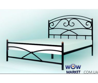 Кровать Лейла 160х200(190)см без изножья Skamya (Скамья)