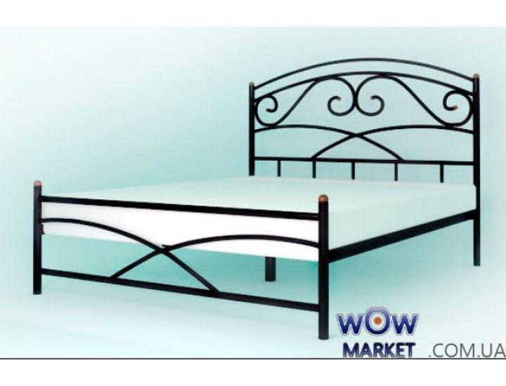 Кровать Лейла без изножья 120х200(190)см Skamya (Скамья)
