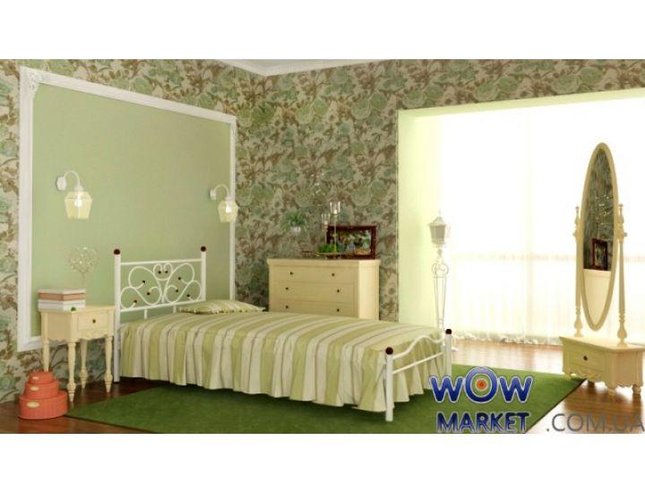 Кровать Эрика 90х200(190)см Skamya (Скамья)
