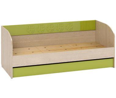 Детская кровать Маугли МДМ-12 лайм