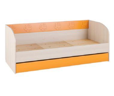 Детская кровать Маугли МДМ-12 оранжевая
