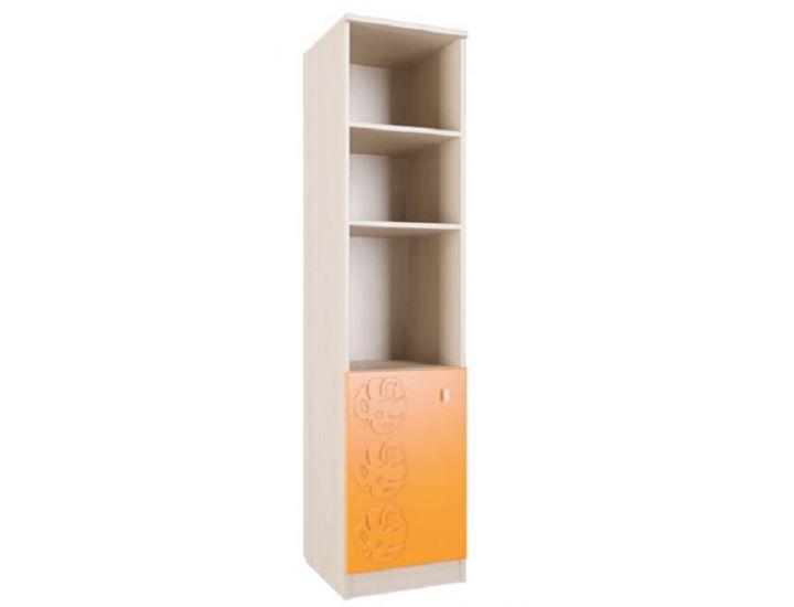 Стеллаж Маугли МДМ-13-2 оранжевый