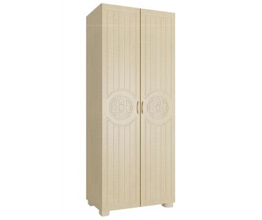 Шкаф платяной Монблан МБ-1 венге светлый