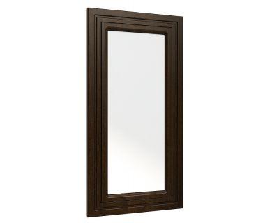 Зеркало Монблан МБ-12 орех темный