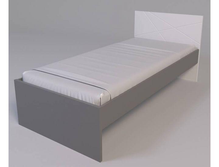 Кровать односпальная Х-09 Х-Скаут