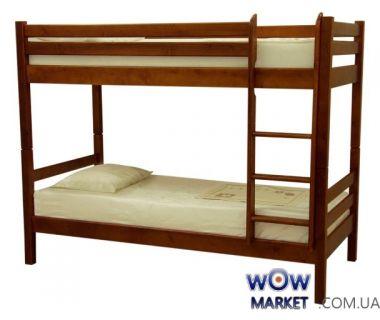 Кровать двухъярусная Л-302 90х190(200)см Скиф