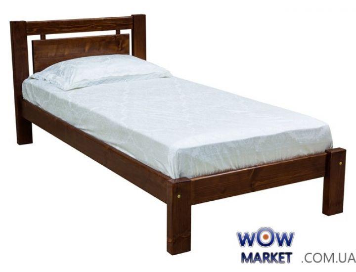 Кровать односпальная Л-110 80х190(200)см Скиф