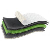 Матрас Epsilon Sleep&Fly Organic 200*200 см (Эпсилон органик) ЕММ