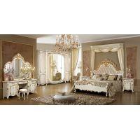 Спальня Слониммебель Афина с 6-ти дверным шкафом, белый