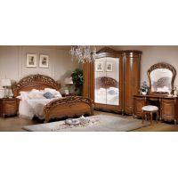 Спальня Слониммебель Аллегро 2Д1 с 4-ех дверным шкафом, орех