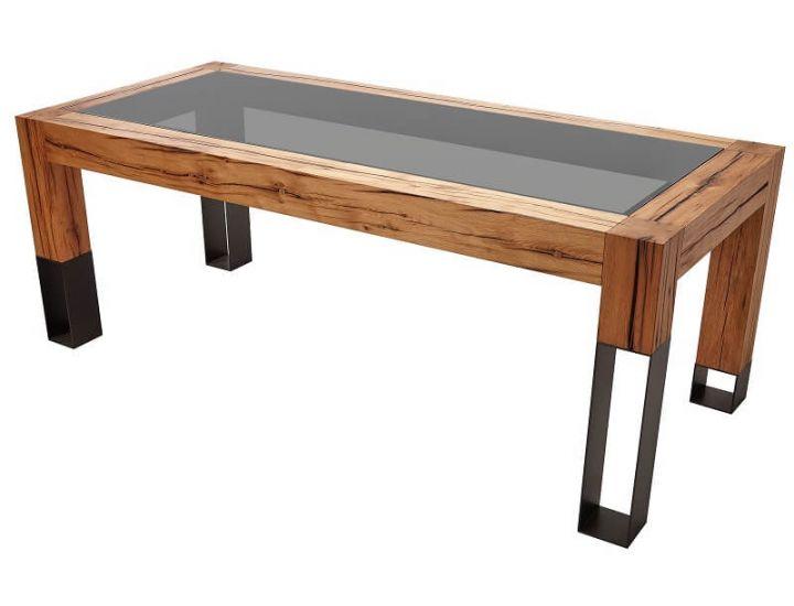 Деревянный дизайнерский обеденный стол Nino (Нино)