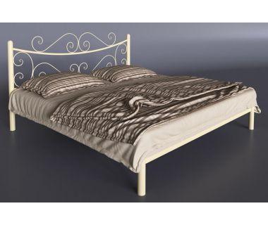 Кровать металлическая Азалия TENERO (ТЕНЕРО)