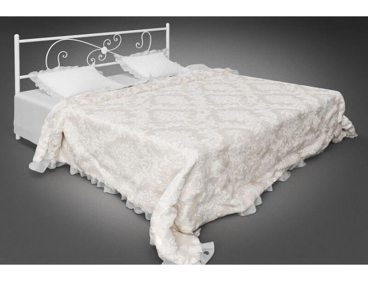 Кровать металлическая Хризантема TENERO (ТЕНЕРО)