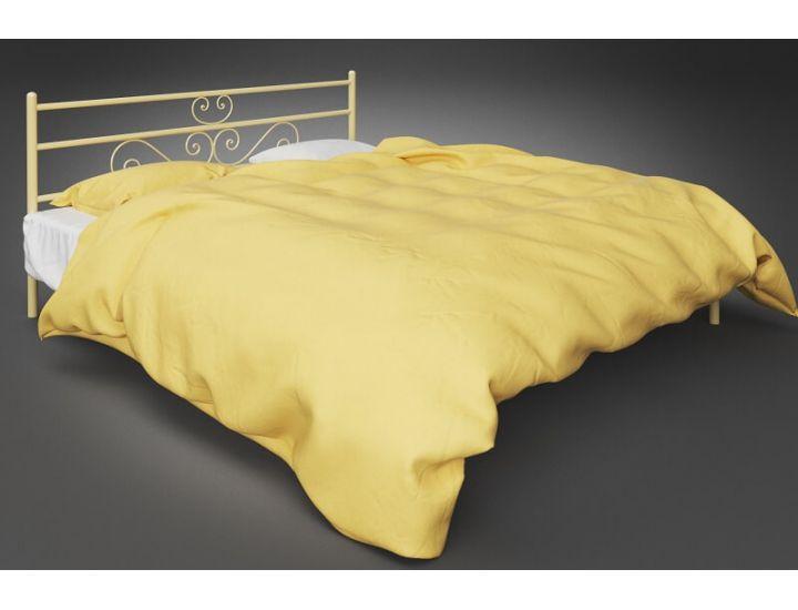 Кровать металлическая Лаванда TENERO (ТЕНЕРО)