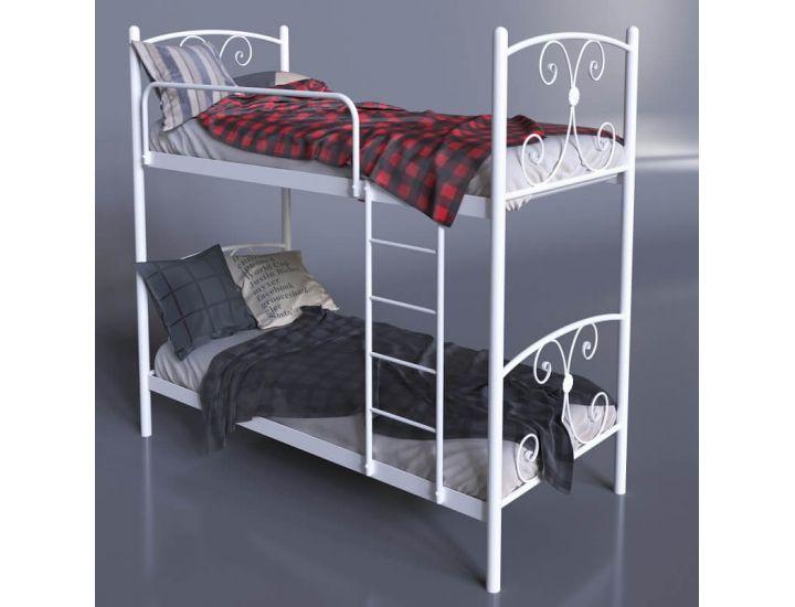 Кровать двухъярусная Жасмин TENERO (ТЕНЕРО)