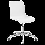 Стул офисный Tilia Laser Office белый