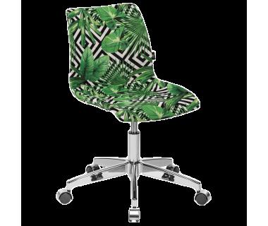 Стул офисный Tilia Laser Office сиденье с тканью VOKATO