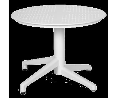 Стол кофейный Tilia Moon белая слоновая кость