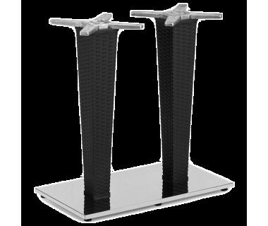 База стола Tilia Antares Double черный