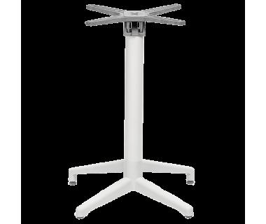 База стола для откидной столешницы Tilia Moon белая слоновая кость