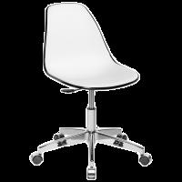 Стул офисный Tilia Eos-Office черный - белая слоновая кость