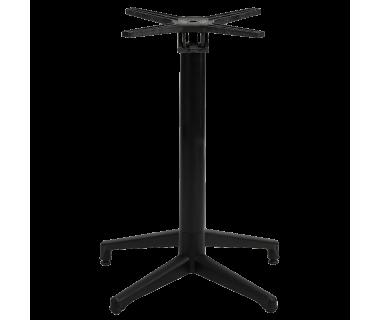 База стола для откидной столешницы Tilia Moon черная