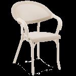 Кресло Tilia Flash-N кремовое