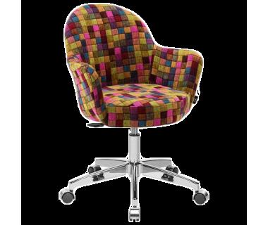 Кресло офисное Tilia Gora Office сиденье с тканью COLOURBOX 7700