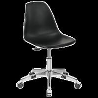 Стул офисный Tilia Eos-Office черный - черный