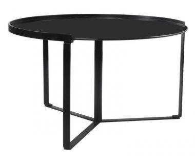 Журнальный стол C-180 черный