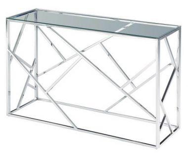 Стол консоль CF-3 прозрачный