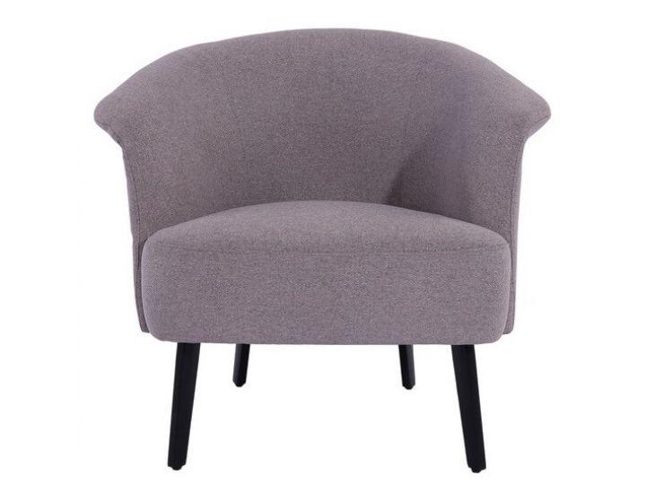 Кресло Мишель серое