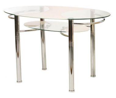 Стол обеденный T-211 кремовый 120*70*75см