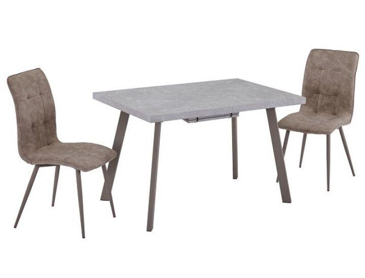 Раскладной стол TM-160 крема маре 120 (+40)*80*76 см