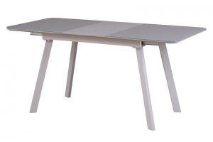 Раскладной стол TM-170 серый 120 (+40)*80*76 см