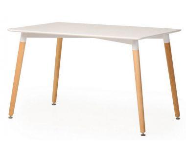 Стол обеденный TM-36 белый 120*80 см