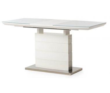 Стол раскладной TM-50-2 белый 110 (+40)*70*76 см