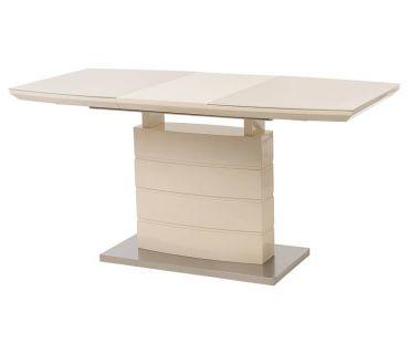 Стол раскладной TM-50-2 молочный 110 (+40)*70*76 см