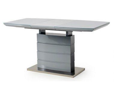 Стол раскладной TM-50-2 серый 110 (+40)*70*76 см