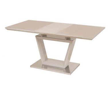 Раскладной стол TM-51-1 капучино 120(+40)*80*76 см