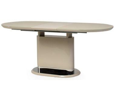 Раскладной стол TM-56 капучино 140(+40)*80*76 см