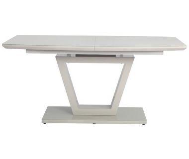 Раскладной стол TM-63 капучино 160 (+60)*90*76 см