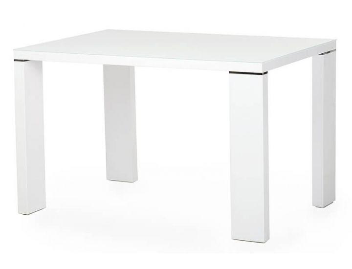 Стол обеденный  деревянный TM-78 белый 120*80*75см