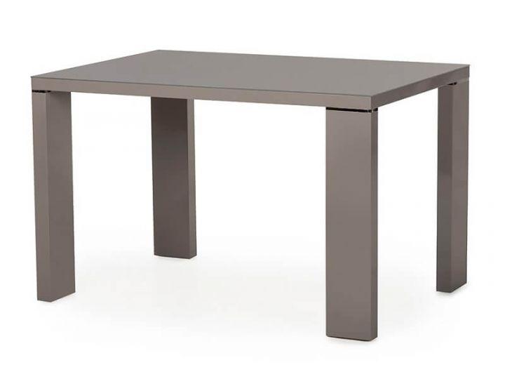 Стол обеденный  деревянный TM-78 серый 120*80*75см